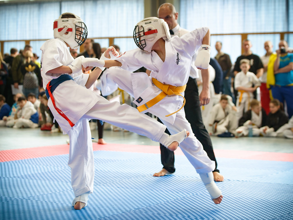 World Kyokuchin championship' Berlin